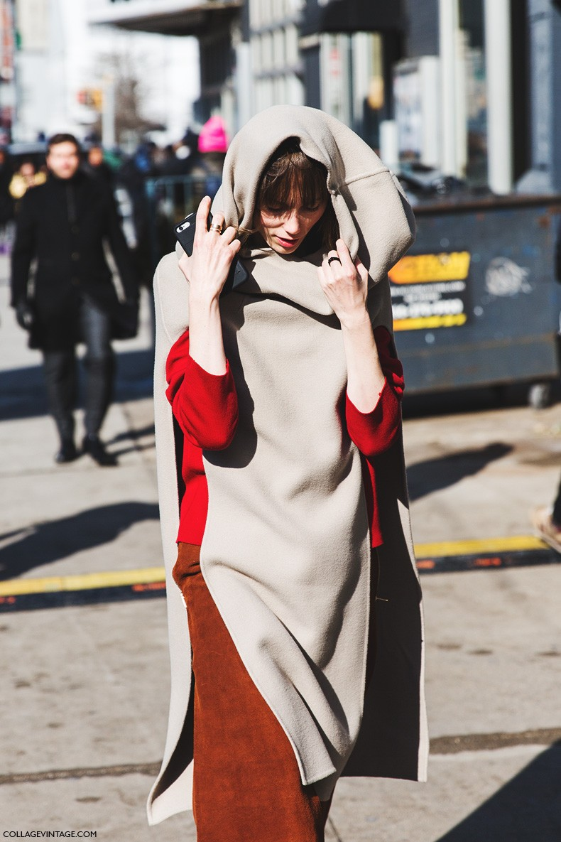 New_York_Fashion_Week-Fall_Winter_2015-Street_Style-NYFW-Anya_Ziourova-Nude_Hood-