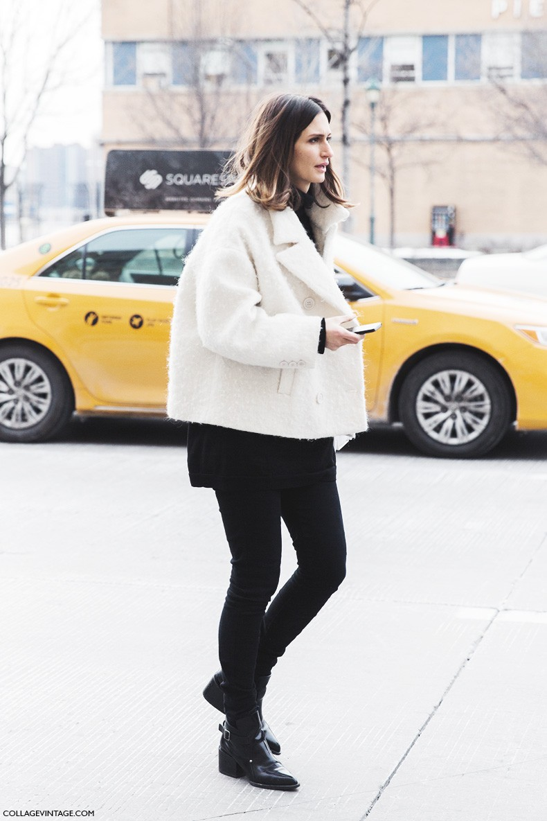 New_York_Fashion_Week-Fall_Winter_2015-Street_Style-NYFW-Black_And_White-
