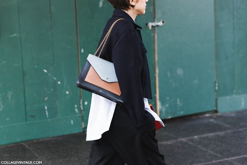New_York_Fashion_Week-Fall_Winter_2015-Street_Style-NYFW-Celine-Bag-