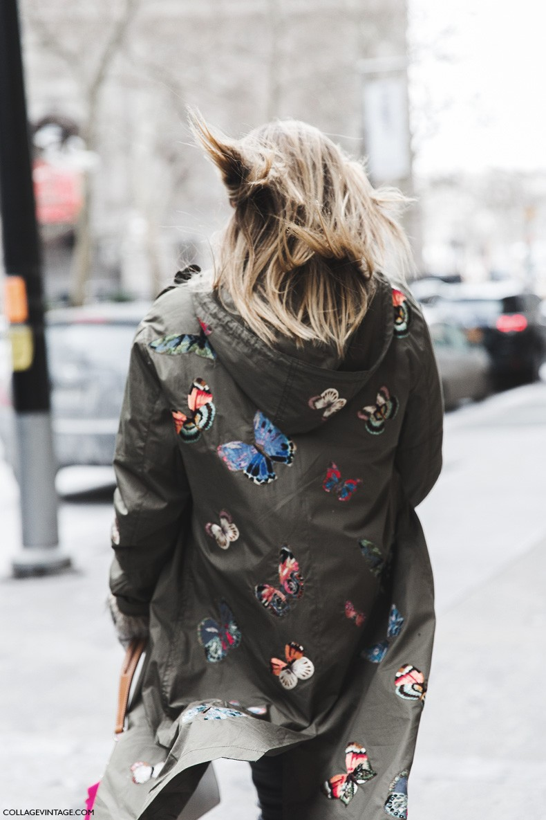 New_York_Fashion_Week-Fall_Winter_2015-Street_Style-NYFW-Helena_Bordon-Parka-Butterfly-
