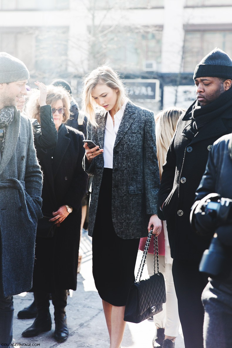 New_York_Fashion_Week-Fall_Winter_2015-Street_Style-NYFW-Karlie_Kloss-