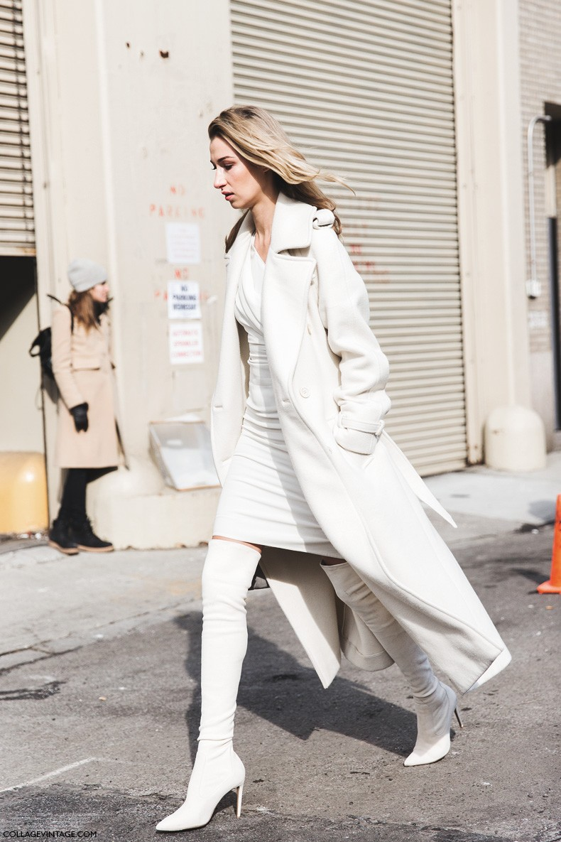 New_York_Fashion_Week-Fall_Winter_2015-Street_Style-NYFW-White_Outfit-Ralph_lauren-Lauren_Santo_Domingo-1