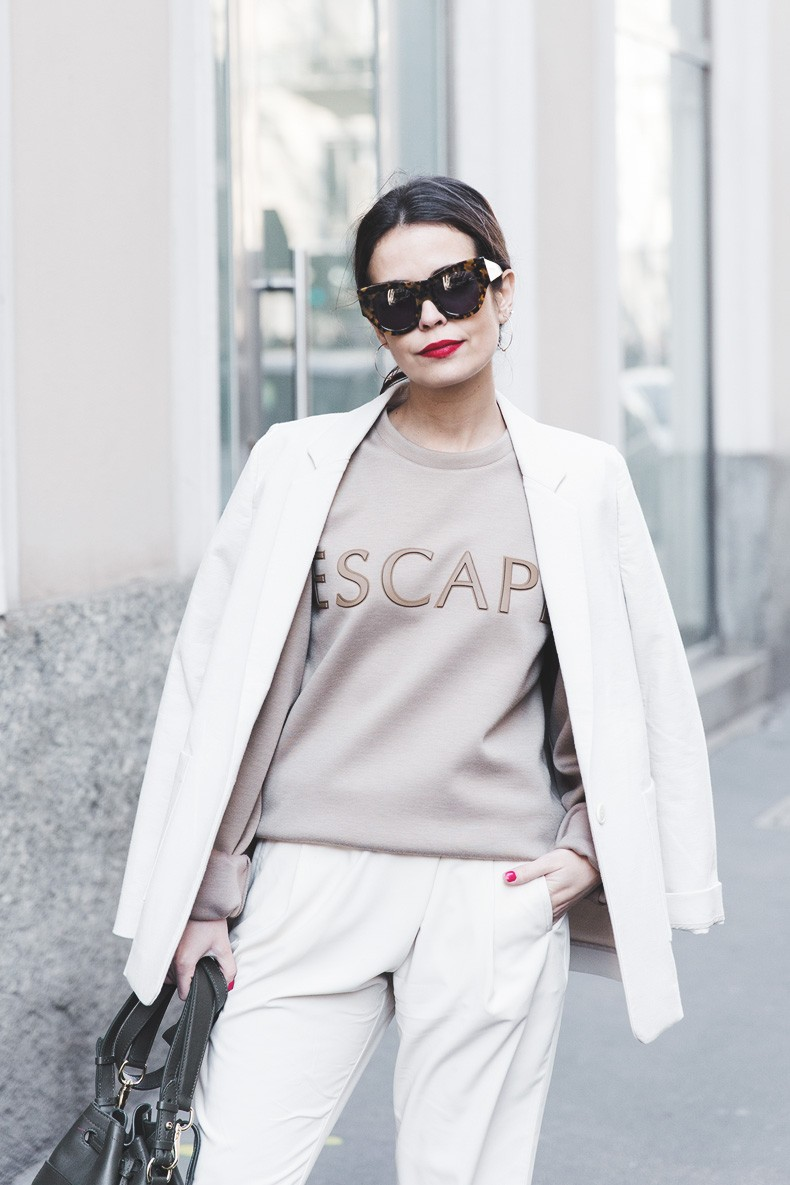 Calvin_Klein-Escape_Sweatshirt-White_Nude_Outfit-Street_Style-MFW-Milan_Fashion_Week_Fall_Winter_2015-10