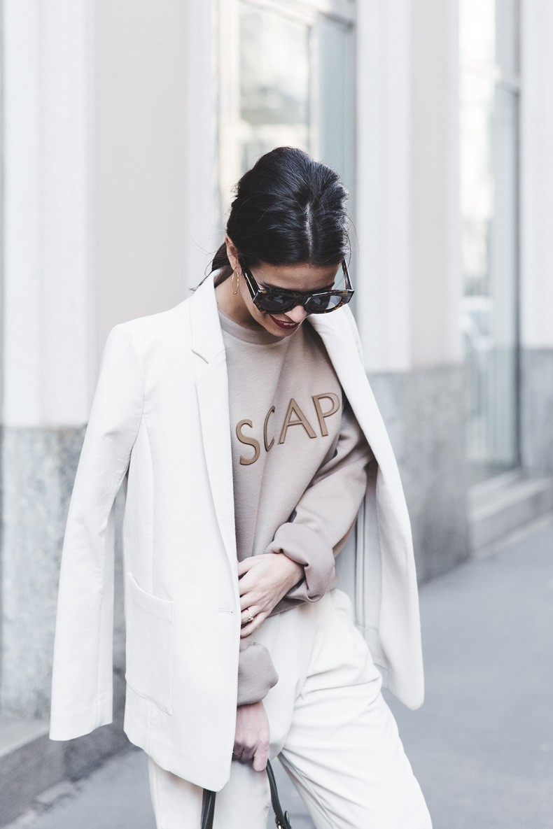 Calvin_Klein-Escape_Sweatshirt-White_Nude_Outfit-Street_Style-MFW-Milan_Fashion_Week_Fall_Winter_2015-3