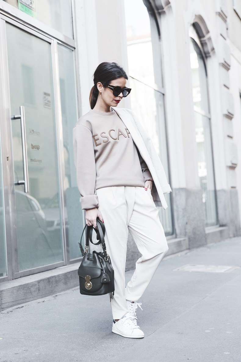 Calvin_Klein-Escape_Sweatshirt-White_Nude_Outfit-Street_Style-MFW-Milan_Fashion_Week_Fall_Winter_2015-55
