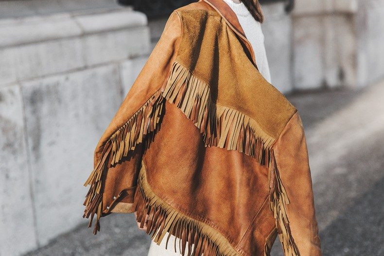 Fringed_Jacket-Polo_Ralph_Lauren-Flame_Sneakers-Isabel_Marant-Gucci_Disco_Bag-White_Dress-Outfit-Street_Style-29