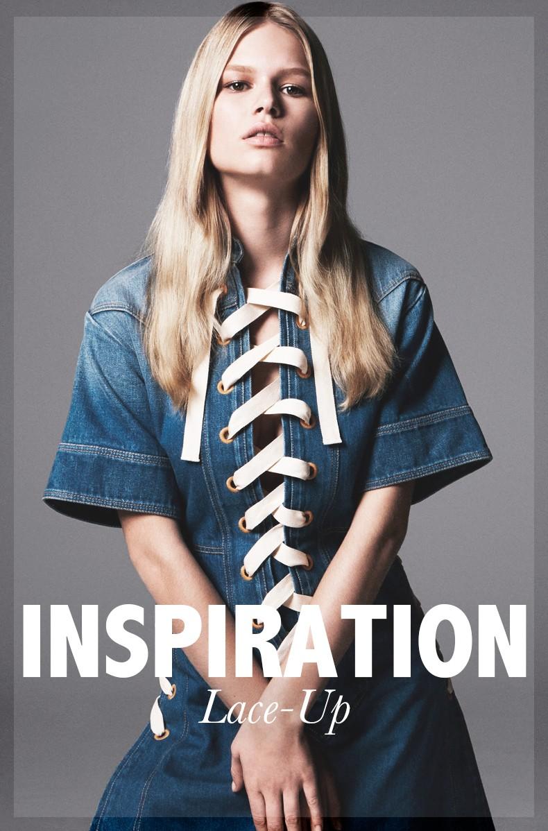 Gucci_Denim_Dress-Lace_Up-Trend-Spring_Summer_2015-Inspiration-Collage_Vintage-