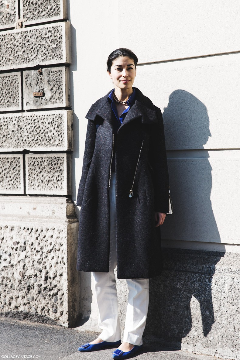 Milan_Fashion_Week-Fall_Winter_2015-Street_Style-MFW-Caroline_issa-