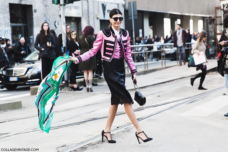 Milan_Fashion_Week-Fall_Winter_2015-Street_Style-MFW-Giovanna_Battaglia-Dolce_Gabbana-3