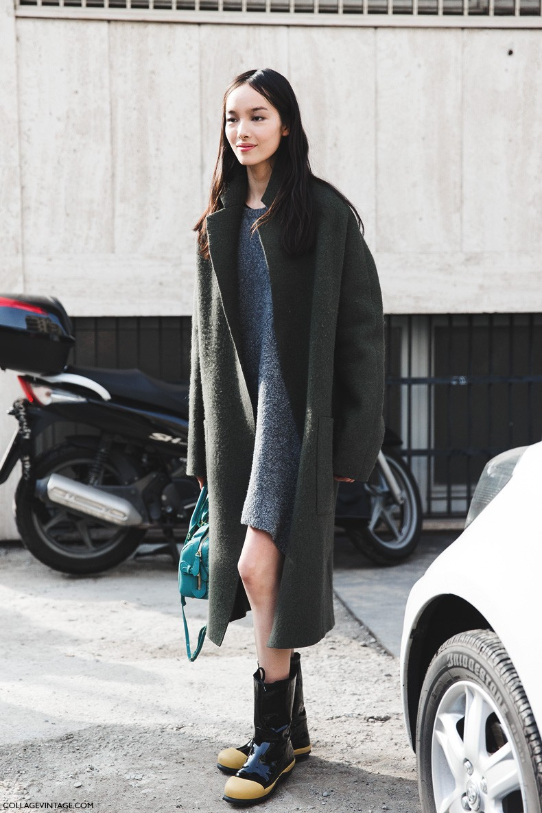 Milan_Fashion_Week-Fall_Winter_2015-Street_Style-MFW-MOdel_Etro-