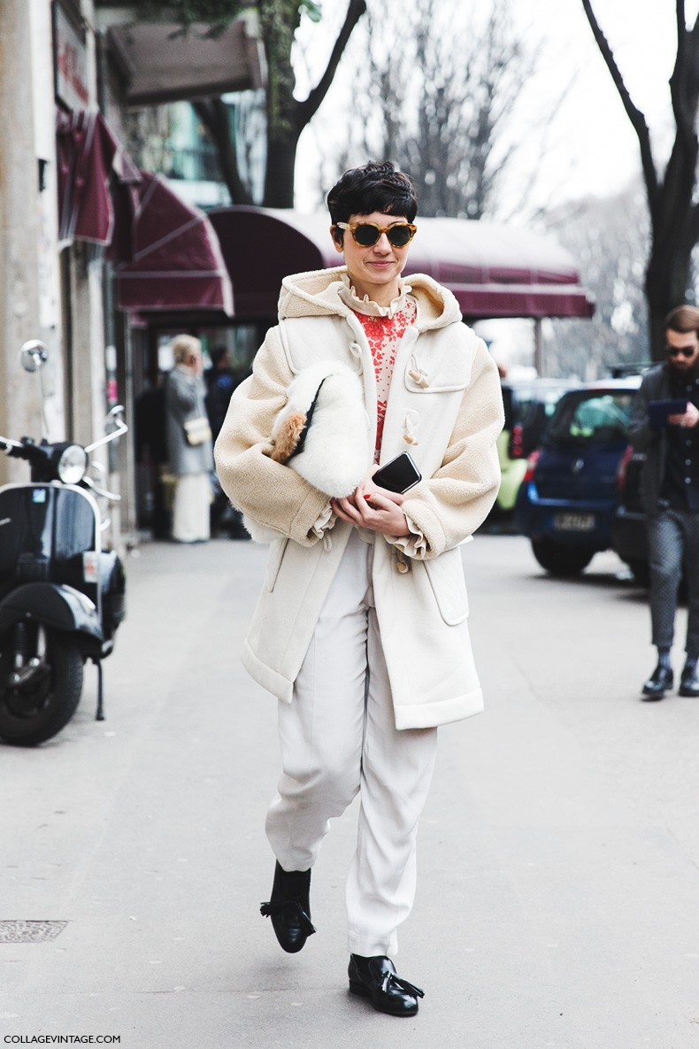 Milan_Fashion_Week-Fall_Winter_2015-Street_Style-MFW-White_Winter-Eva_Geraldine-
