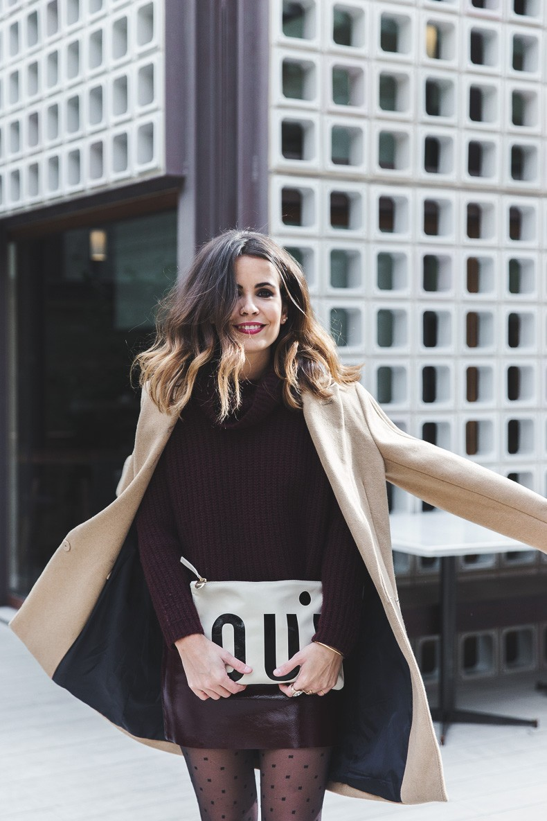 Oui_clutch-Clare_vivier-Burgundy_Total_Look-Street_style-Outfit-Collage_Vintage-2