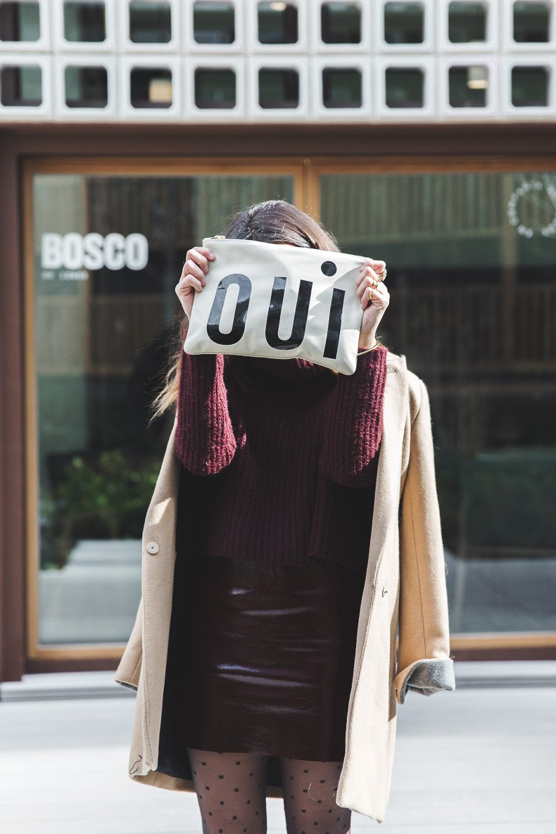 Oui_clutch-Clare_vivier-Burgundy_Total_Look-Street_style-Outfit-Collage_Vintage-20