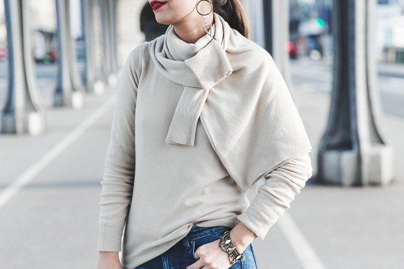 PFW-Paris_Fashion_Week-Benetton-Camel_Coat-Sweater_Scarf-Jeans-Ralph_Lauren_Bag-Street_Style-Outfit-58