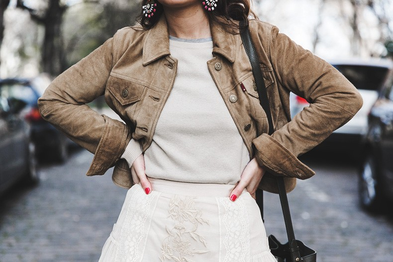 PFW_Paris_Fashion_Week-Tulle_Skirt-Suede_Jacket_Levis-Louis_Vuitton_Clogs_Shoes-Outfit-Street_Style-63