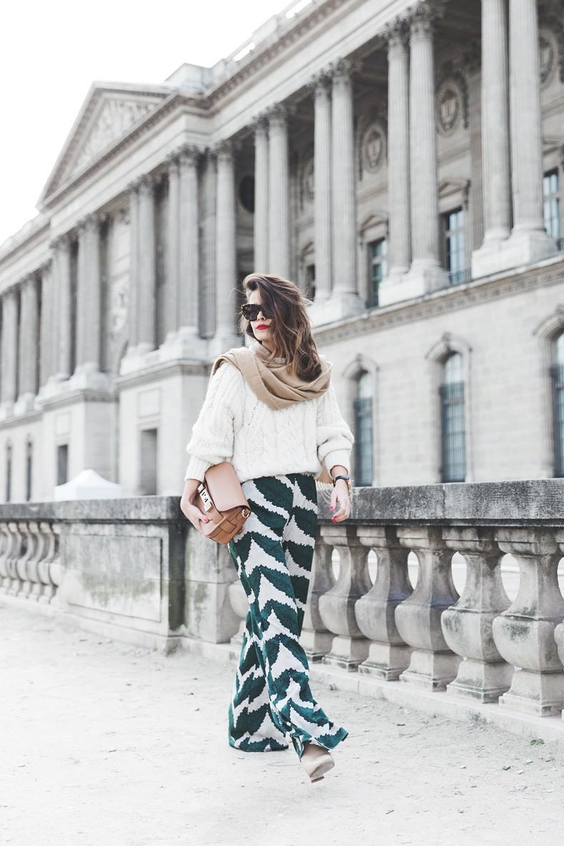 Palazzo_Trousers-Maje_Knitwear-Scarf-Proenza_Schouler-Outfit-Street_Style-4