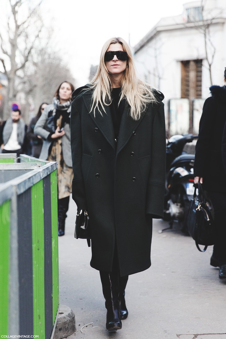Paris_Fashion_Week-Fall_Winter_2015-Street_Style-PFW-Ada_kokosar-Masculine_Coat-1