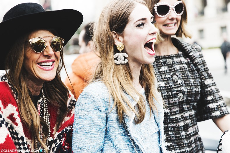 Paris_Fashion_Week-Fall_Winter_2015-Street_Style-PFW-Anna_Dello_Ruso-Chiara_Ferragni-Chanel-