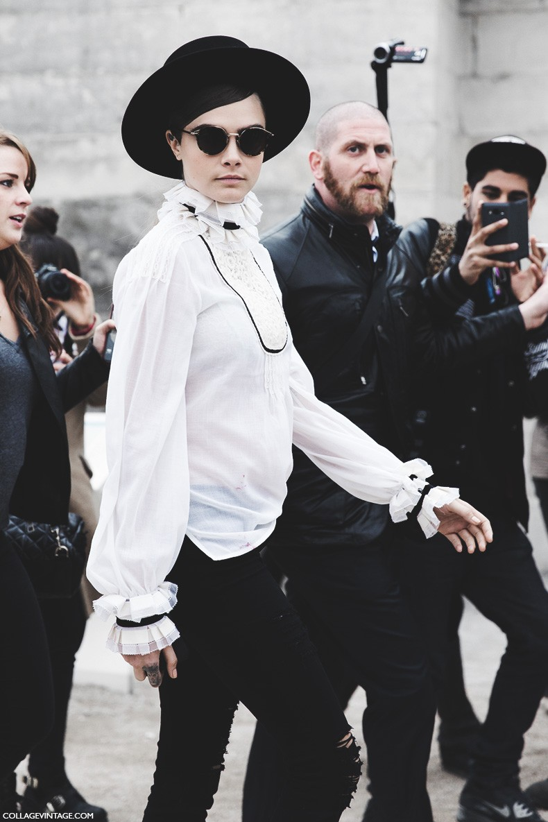 Paris_Fashion_Week-Fall_Winter_2015-Street_Style-PFW-Cara_Delevingne-1