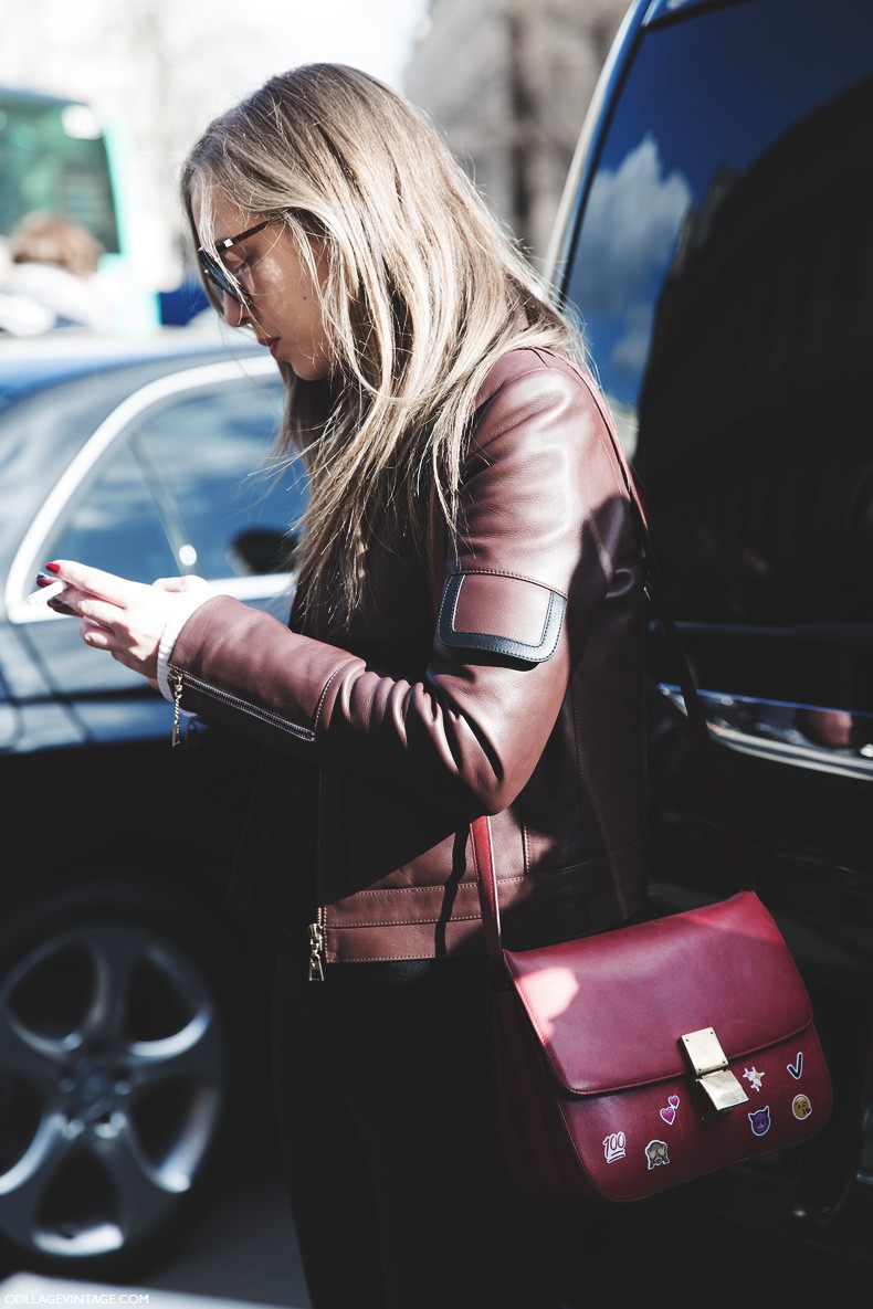 Paris_Fashion_Week-Fall_Winter_2015-Street_Style-PFW-Celine_Box_Stickers-