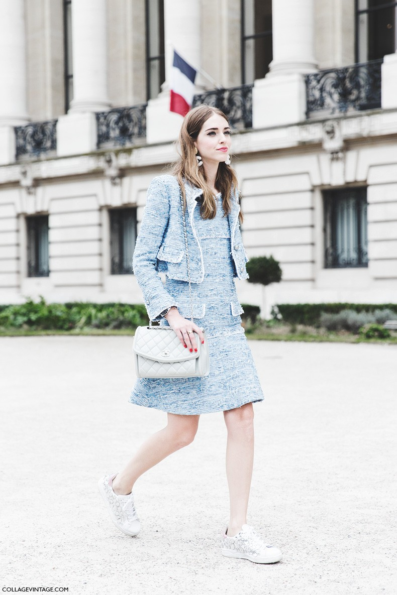 Paris_Fashion_Week-Fall_Winter_2015-Street_Style-PFW-Chanel-Chiara_Ferragni-