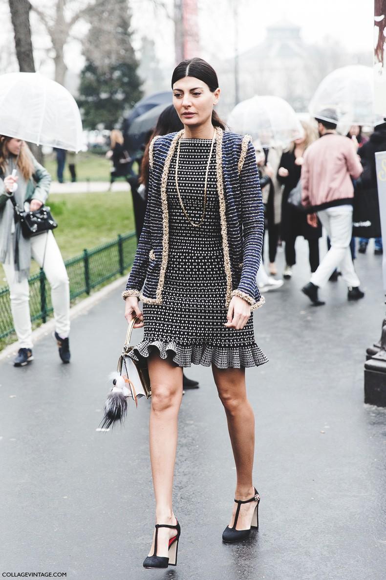 Paris_Fashion_Week-Fall_Winter_2015-Street_Style-PFW-Chanel-Giovanna_Battaglia-2