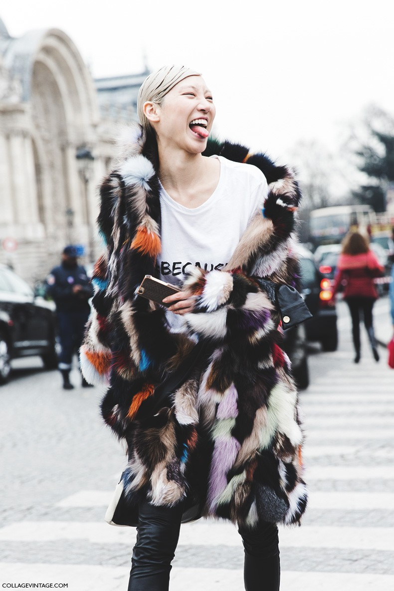 Paris_Fashion_Week-Fall_Winter_2015-Street_Style-PFW-Chanel-Model-4