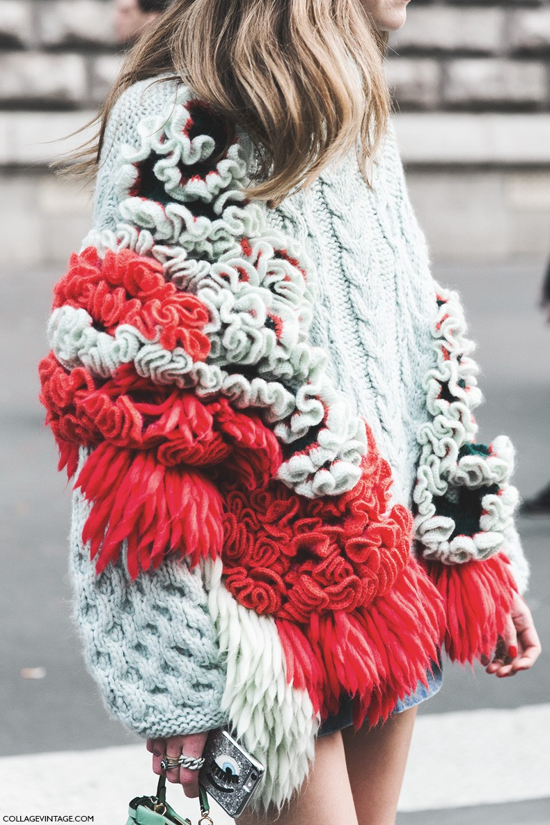 Paris_Fashion_Week-Fall_Winter_2015-Street_Style-PFW-Chiara_Ferragni-Del_Pozo-