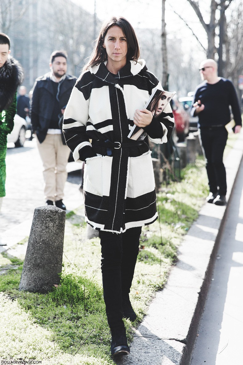 Paris_Fashion_Week-Fall_Winter_2015-Street_Style-PFW-Geraldine_Saglio-Isabel_Marant_Coat-