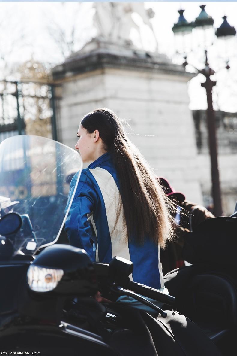 Paris_Fashion_Week-Fall_Winter_2015-Street_Style-PFW-Issey_Miyake_Hairstyle-1
