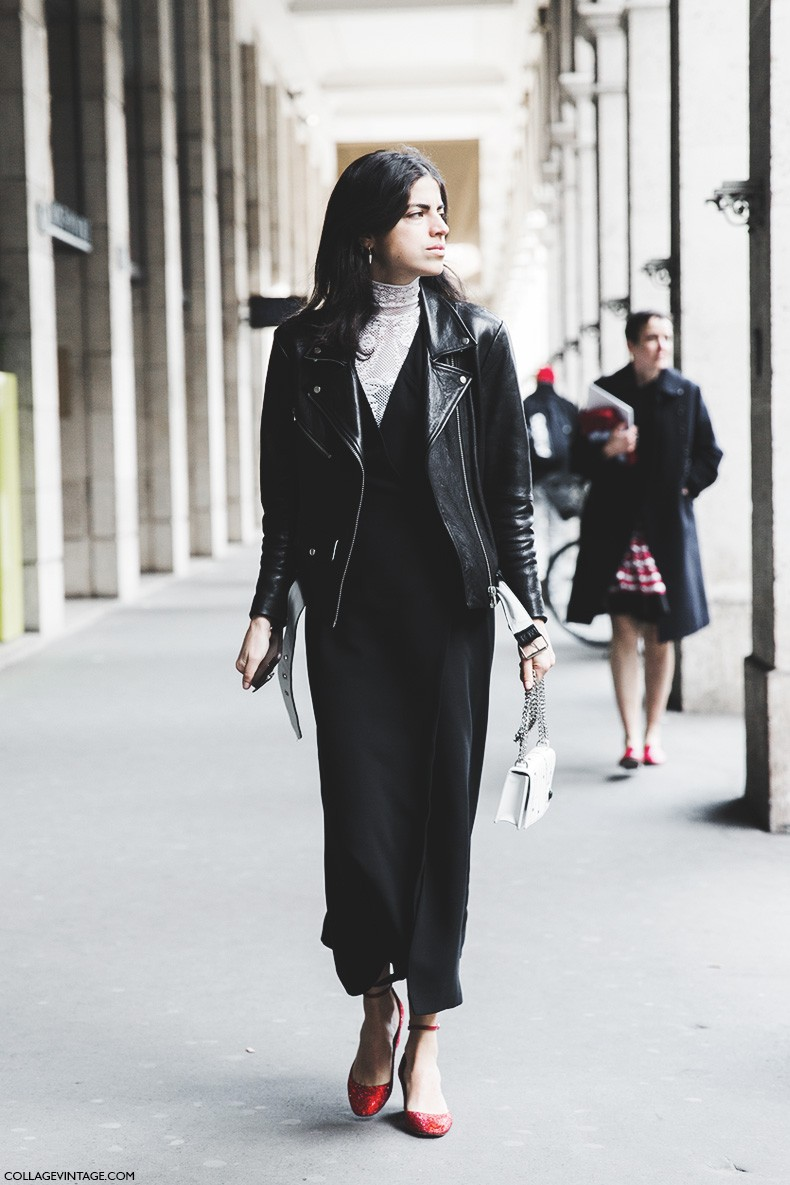 Paris_Fashion_Week-Fall_Winter_2015-Street_Style-PFW-Leandra_Medine_Manrepeller-Biker-1