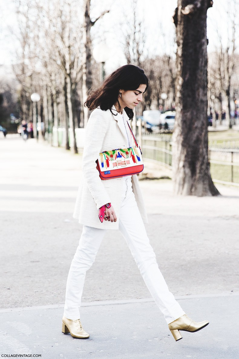 Paris_Fashion_Week-Fall_Winter_2015-Street_Style-PFW-Leandra_Medine_total_White_Outfit-