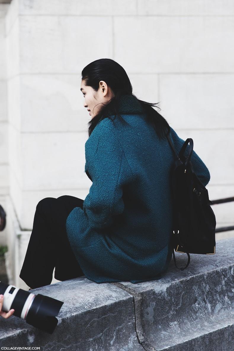 Paris_Fashion_Week-Fall_Winter_2015-Street_Style-PFW-Model_Backpack