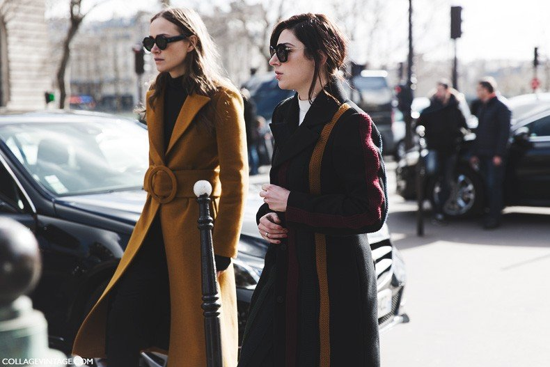 Paris_Fashion_Week-Fall_Winter_2015-Street_Style-PFW-Nadiia_Shapoval-Yellow_Coat-2