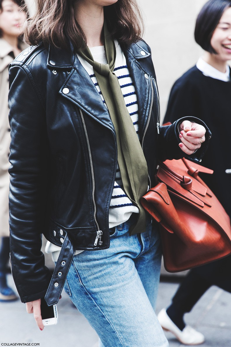 Paris_Fashion_Week-Fall_Winter_2015-Street_Style-PFW-Tie_Scarf-
