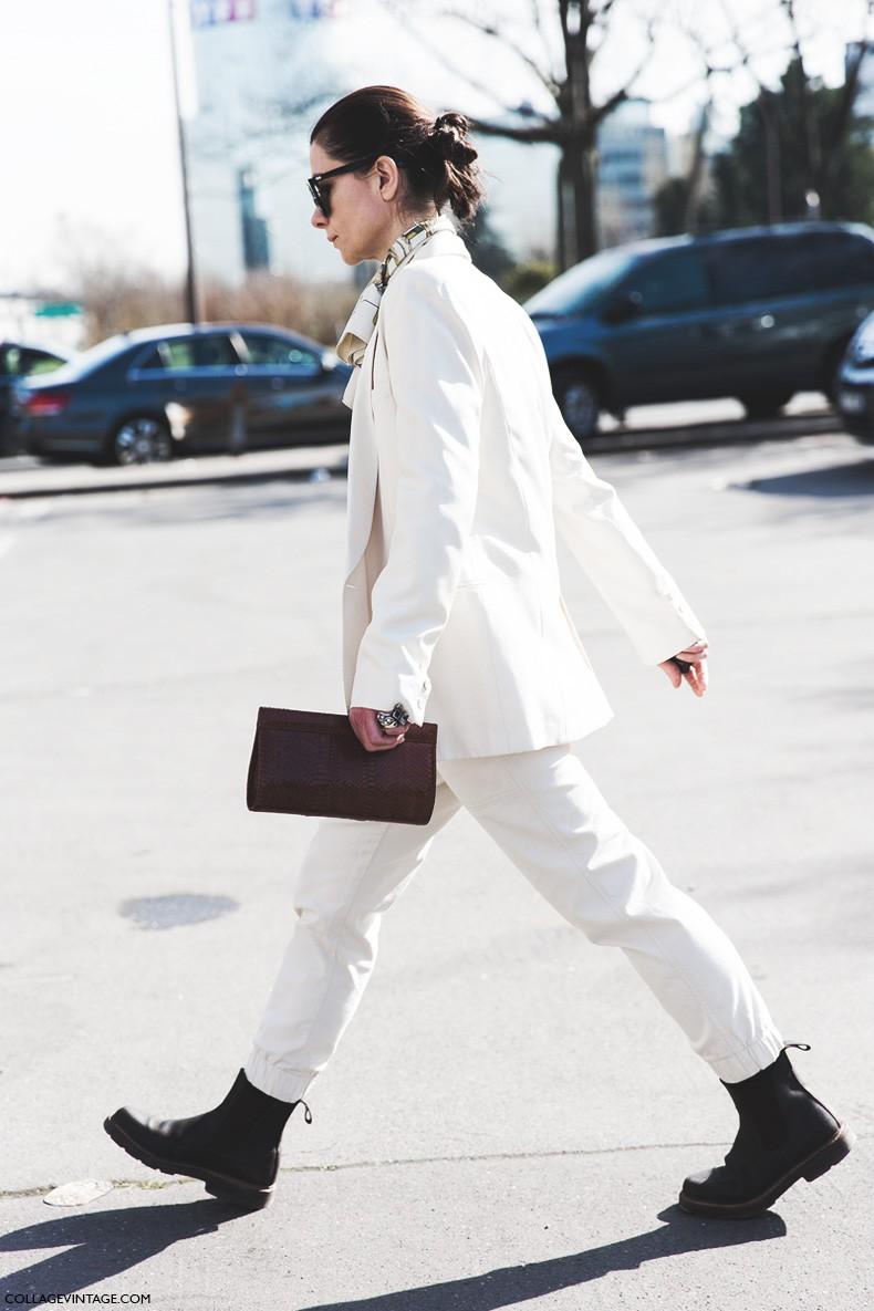 Paris_Fashion_Week-Fall_Winter_2015-Street_Style-PFW-Total_White-