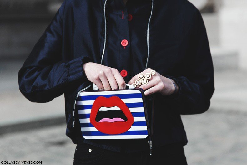 Paris_Fashion_Week-Fall_Winter_2015-Street_Style-PFW-YAzbukey-Clutch-