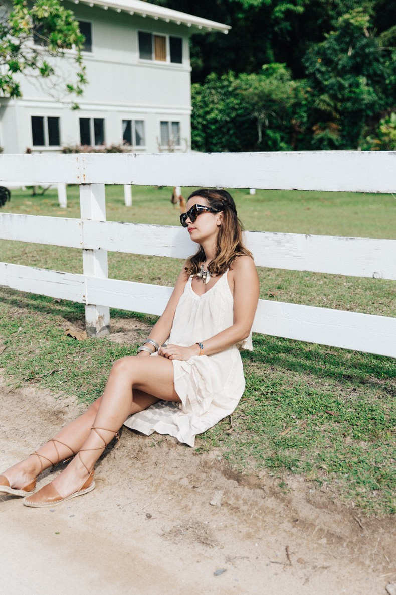 Anini_Beach-Lace_Up_Espadrilles-Revolve_Clothing-Free_People-Nude_Dress-Outfit-Collage_Vintage-Kauai-45