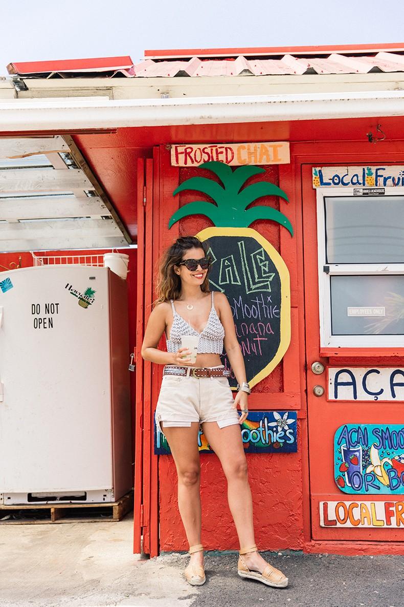 Crochet_Top-Levis_Vintage-Espadrilles-Revolve_Clothing-Maje_Belt-Outfit-Hawai-Kauai-Collage_Vintage-16
