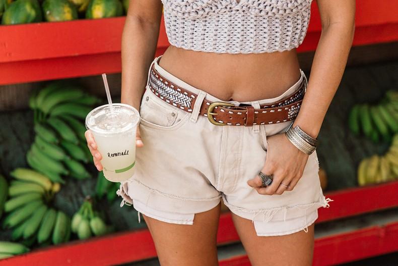Crochet_Top-Levis_Vintage-Espadrilles-Revolve_Clothing-Maje_Belt-Outfit-Hawai-Kauai-Collage_Vintage-8