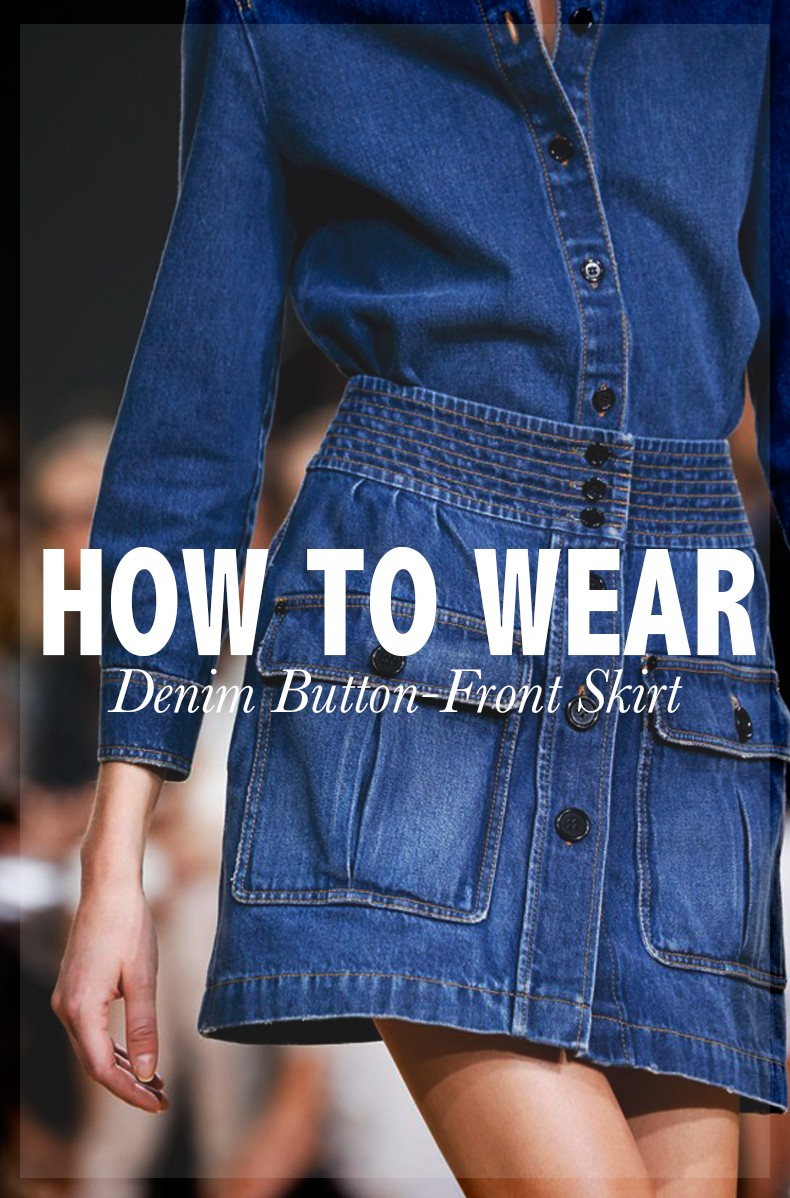 How_To_Wear_Denim_Button_Front_Skirt-70_Inspired-Trend_Seventies-Chloe-1