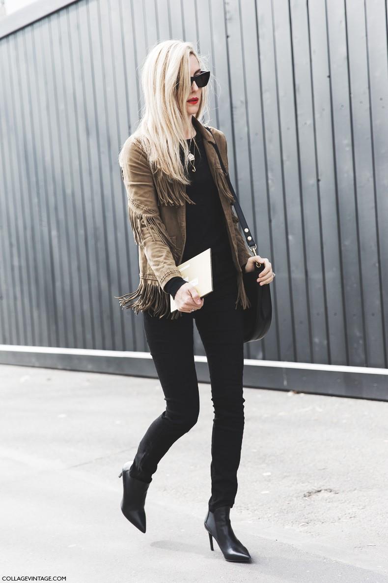 Paris_Fashion_Week-Fall_Winter_2015-Street_Style-PFW-Joanna_Hillman-Fringed_Jacket-