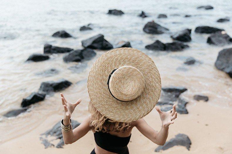 Cut_Swimwear-Beach-Straw_Hat-Lack_Of_Color-Kauai-35