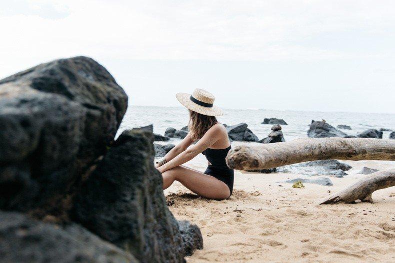 Cut_Swimwear-Beach-Straw_Hat-Lack_Of_Color-Kauai-49