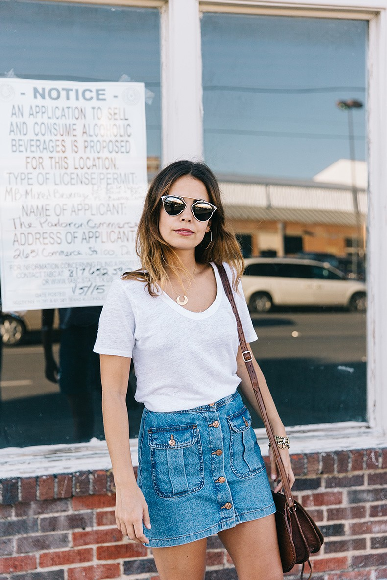 Denim_Skirt-Wedges-Outfit-Collage_Vintage-Street_Style-Dallas-Reward_Style-The_Conference-1