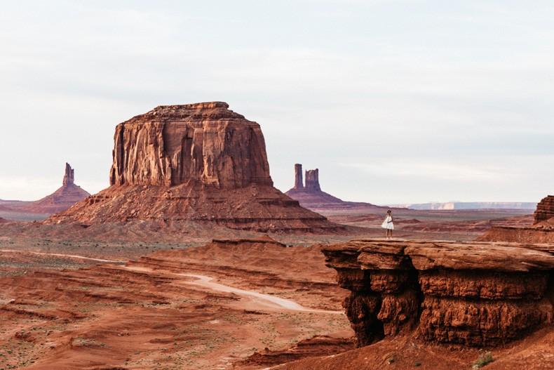 Monument_Valley-Utah-Collage_Vintage-USA_Road_Trip-10