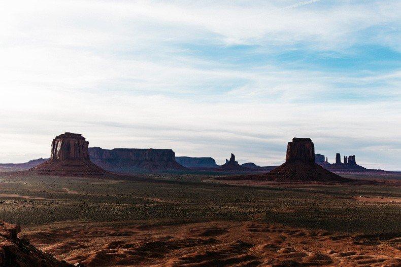 Monument_Valley-Utah-Collage_Vintage-USA_Road_Trip-12