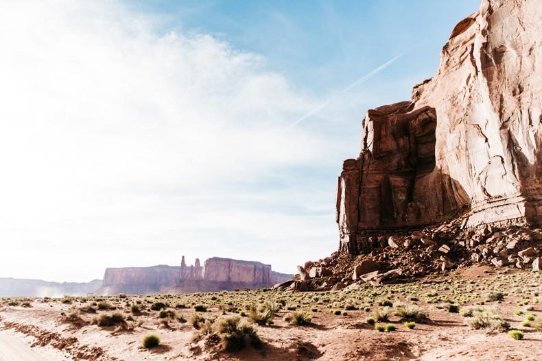 Monument_Valley-Utah-Collage_Vintage-USA_Road_Trip-69