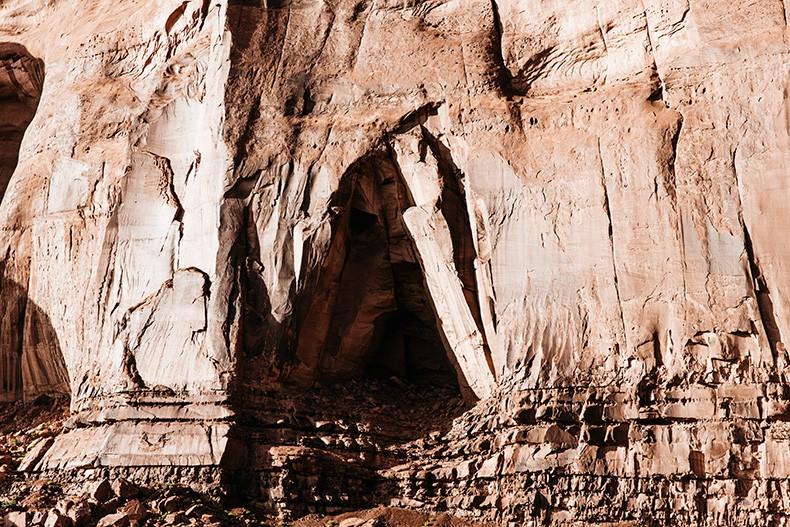 Monument_Valley-Utah-Collage_Vintage-USA_Road_Trip-70