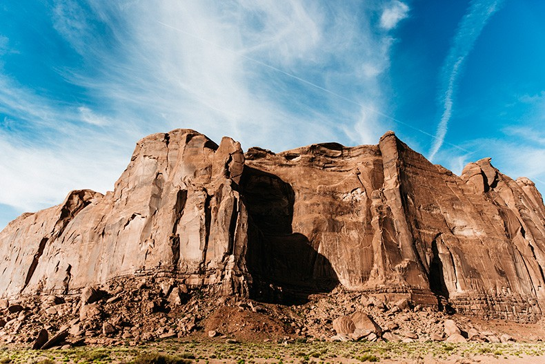 Monument_Valley-Utah-Collage_Vintage-USA_Road_Trip-84